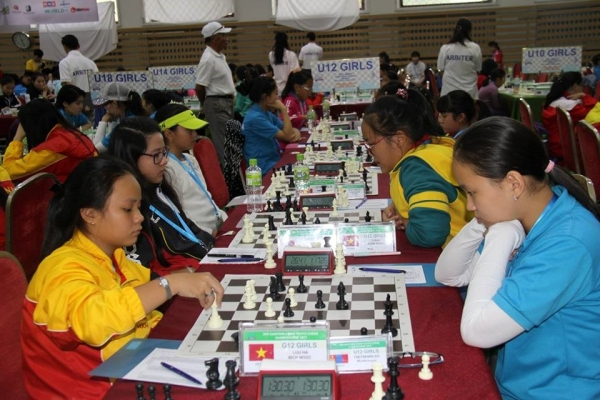 East Asian Youth Chess Championship 1