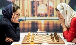 r 20170223 teheran wwc R5G1 7335 Alexandra Kosteniuk Anna Muzychuk RUSSIA UKRAINE