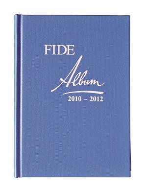 fide album 2010-2012 photo