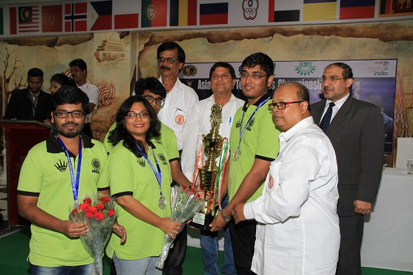 Runner Up Bhubaneswar