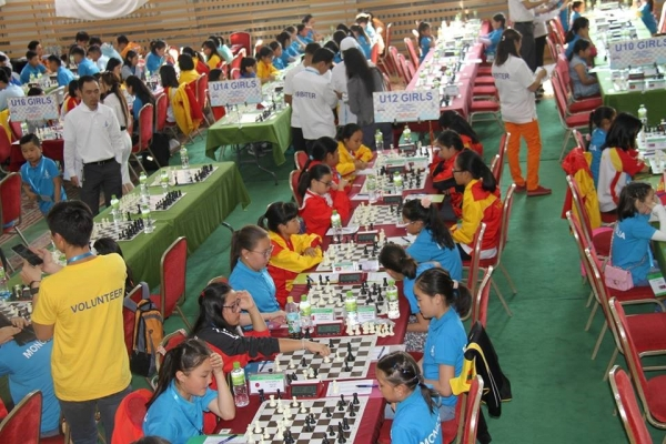 East Asian Youth Chess Championship 2