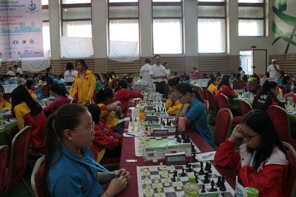 East Asian Youth Chess Championship 4