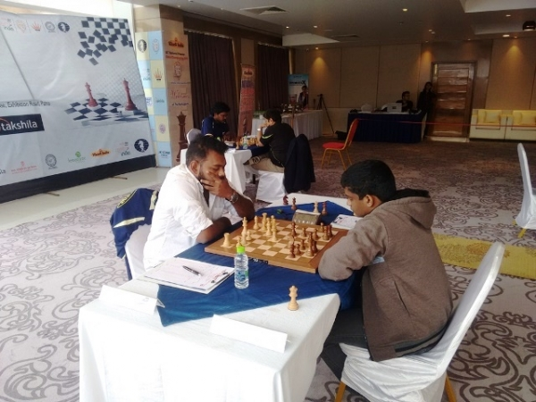 4. Deepan Chakkravarthy was content in splitting the point with SL  Narayanan