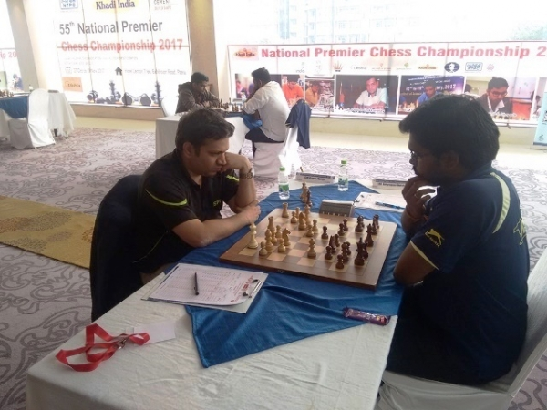 6. Abhijit Kunte - Shyaamnikhil encounter was a 59 move draw