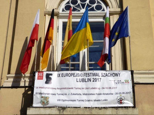 The event was held in the Crown Tribunal atRynek 1 in Lublin