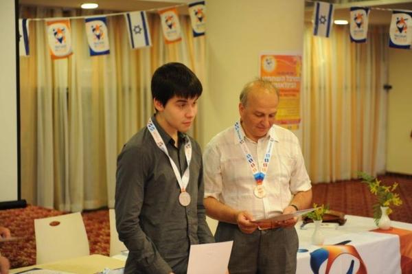 Maccabia 2013- Nepomnianchi  Belyavsky