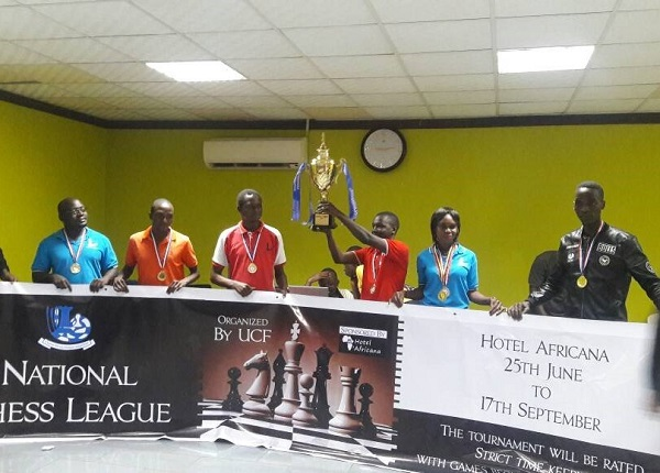 National Chess League