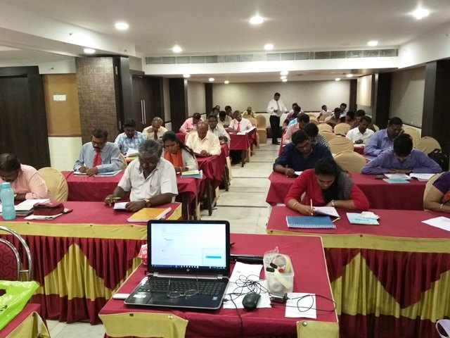 FIDE ARB Seminar in Chennai India 2