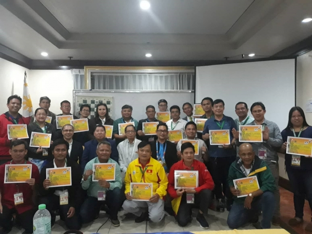 FIDE ARB Seminar in Davao City PHI