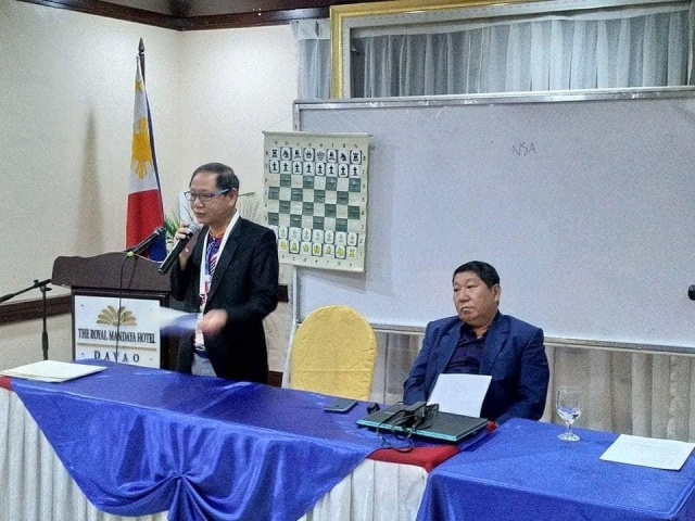 FIDE ARB Seminar in Davao City PHI 2