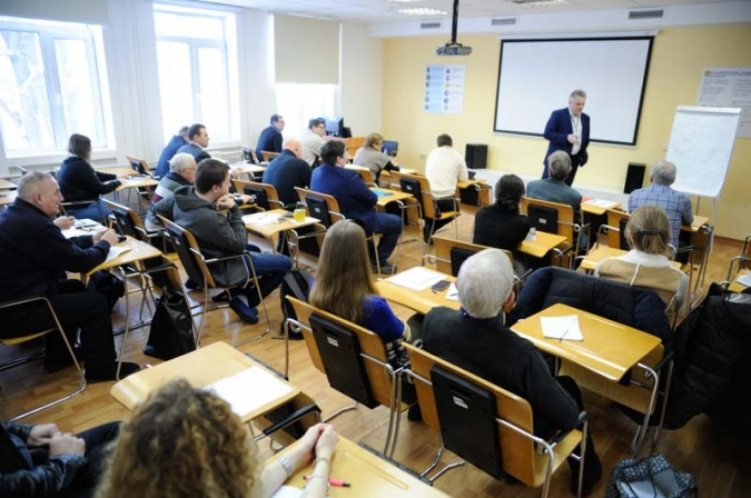 FIDE ARB Seminar in Moscow Russia 1