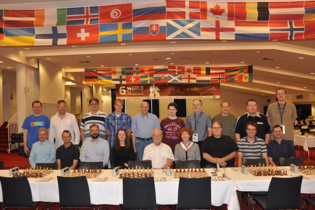 FIDE ARB Seminar in Radebeul Germany