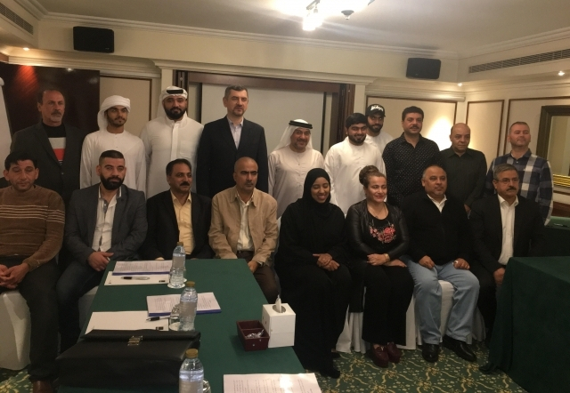 FIDE ARB Seminar in UAE2018 5
