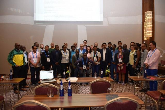 FIDE IO Seminar in Batumi2018 1