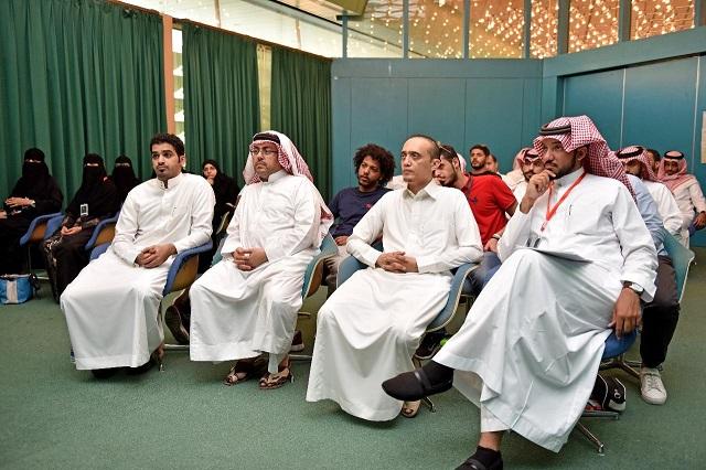 FIDE IO Seminar in Dammam KSA 4