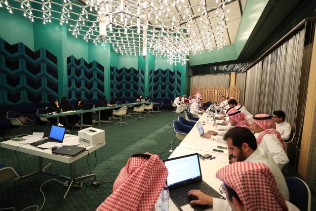 FIDE IO Seminar in Riyadh 1