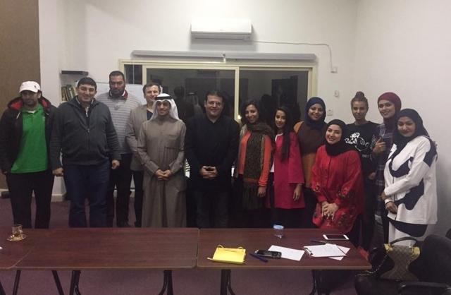 IOseminar in Kuwait
