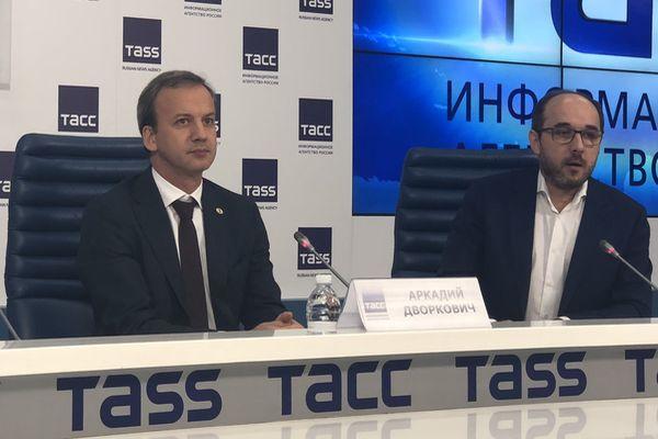 Dvorkovich in TASS 1