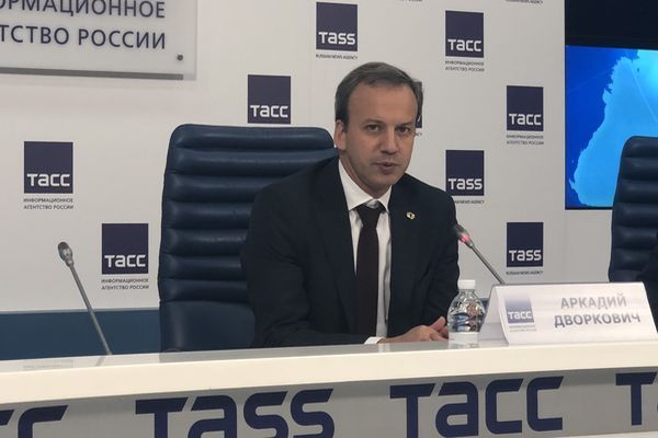 Dvorkovich in TASS 7