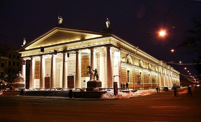 Manege St Petersburg