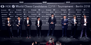 2018 FIDE World Chess Candidates Tournament Started Today
