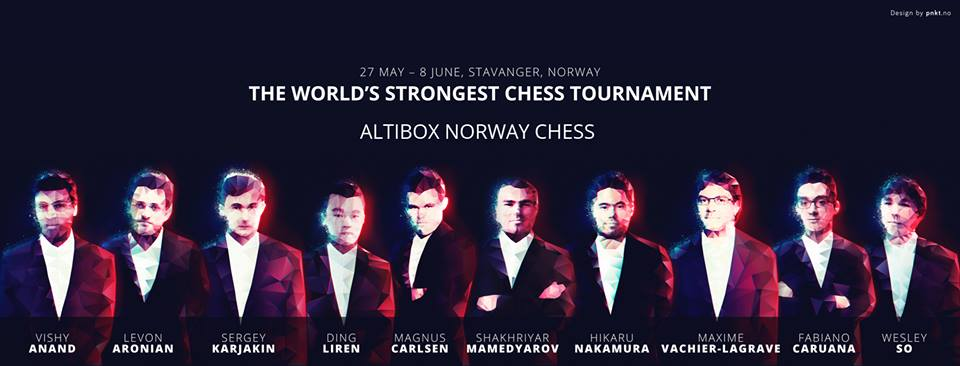 Altibox Norway Chess 2018