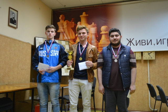 Chess960 winners