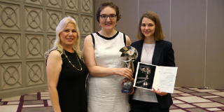 Caissa and FIDE Journalists Awards