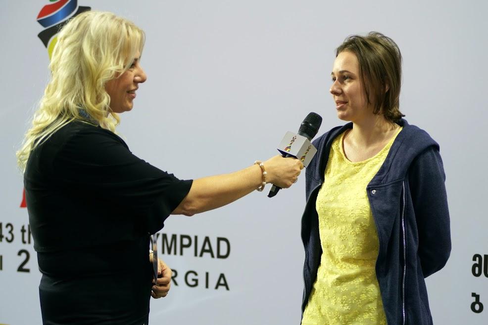 Susan Polgar Mariya Muzychuk
