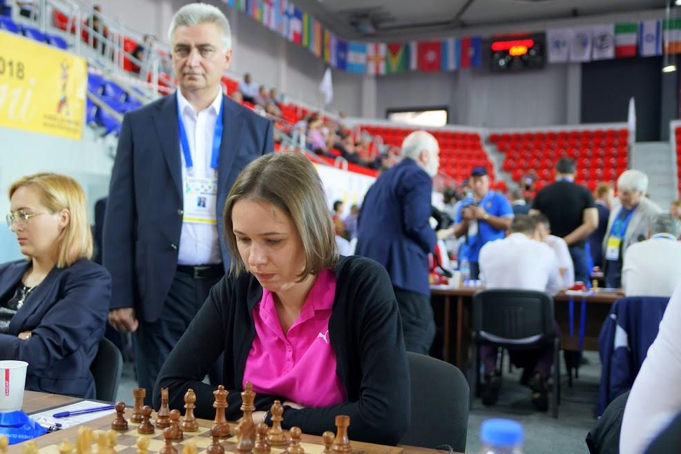 Giorgadze Ushenina Muzychuk