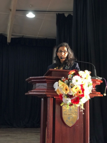Hony Secretary - Chess Federation of Sri Lanka