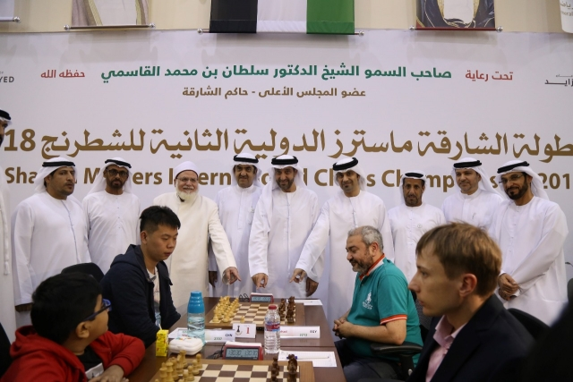 Sharjah opening moves
