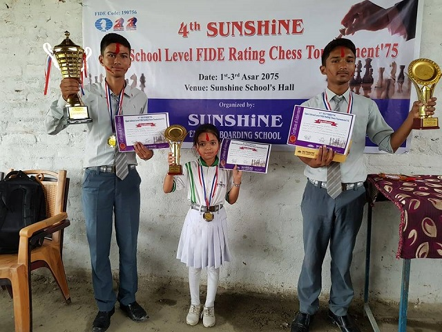 Sunshine Open School 12