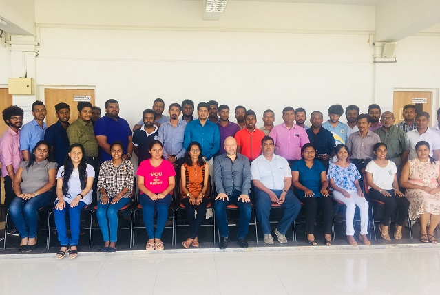 FIDE TRG Seminar in Colombo Sri Lanka 2018