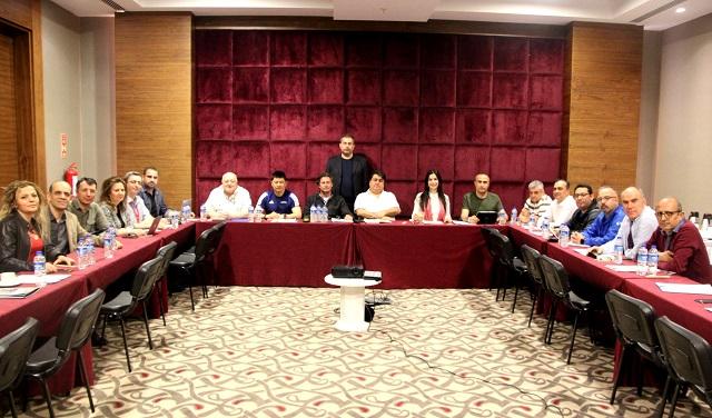 FIDE IO Seminar Antalya 2019 1