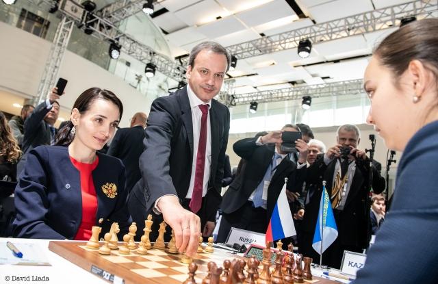 Astana Dvorkovich  Lagno-Abdumalik