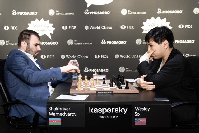 Niki Riga R2G1-Mamedyarov-So