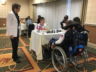 3rd FIDE World Junior Chess Championship for the Disabled 2