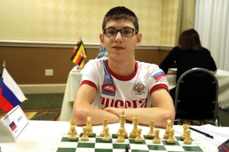 3rd FIDE World Junior Chess Championship for the Disabled 3