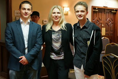 SPICE Cup Ipatov and Troff with Susan Polgar