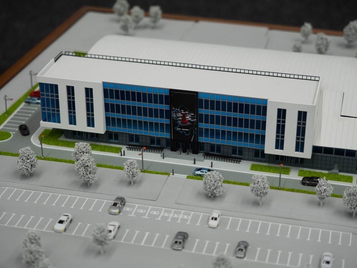 m ugra 1 future sport arena