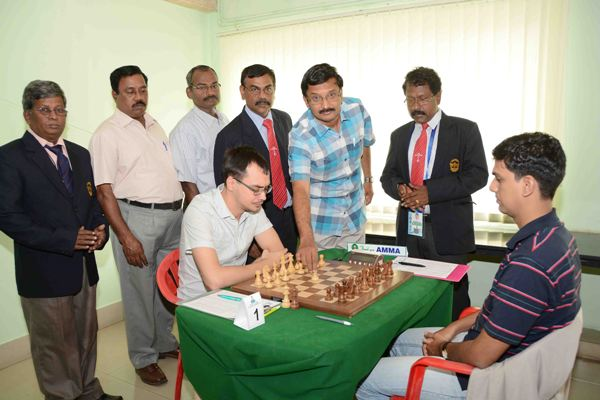 International Grandmaster Open in Chennai