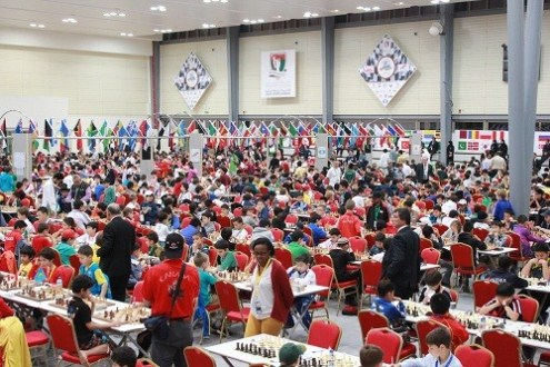 World Youth Chess Championships R3