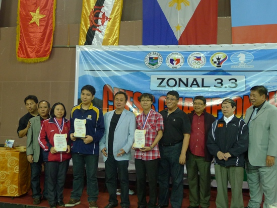 Zonal 3.3 Qualifiers