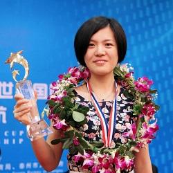 Hou Yifan 2013