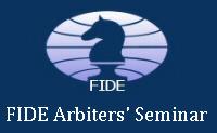 fide arbiters seminar