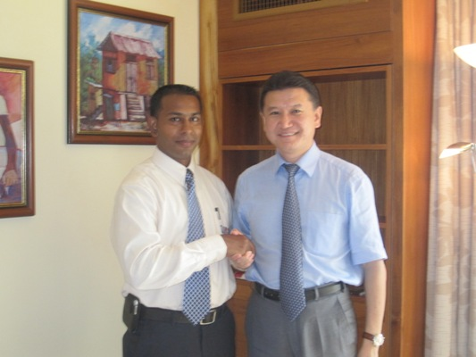 mtg_with_Sec.Gen._of_Guyana_CF_Irshad_Mohamad
