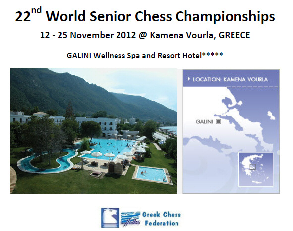 World Senior 2012